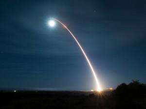 Космические силы США провели свои самые первые испытания (видео)