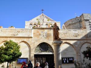 Храм Рождества Христова в Вифлееме закрыли из-за коронавируса