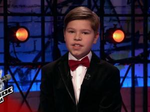 Челябинский мальчик успешно выступил на телешоу «Голос.Дети»