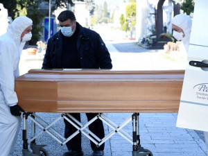 По числу умерших от коронавируса Италия обогнала Китай