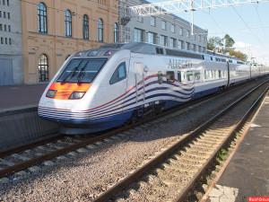Россия и Финляндия остановили железнодорожное сообщение