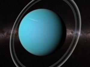 Почему перевернулся на бок Уран: новая гипотеза (видео)