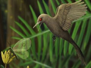 Самого крошечного динозавра нашли палеонтологи (видео)