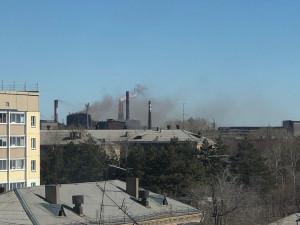 Опять трудно дышать в Челябинске