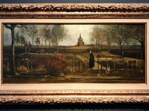 Из закрытого на карантин музея украли картину Ван Гога