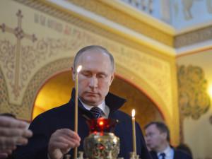Путин предложил вписать Бога в Конституцию России