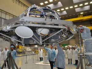 Россия и Европа отложили совместную миссию на Марс