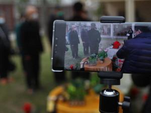 Похороны по интернету – средство профилактики коронавируса