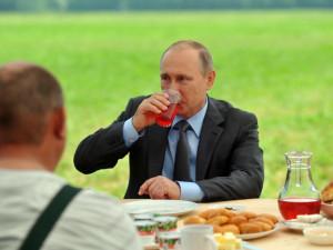 Рацион Путина оптимальный, чего не скажешь о привычках Трампа и Меркель