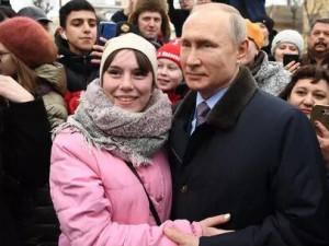 Выйти замуж за Путина хочет жительница города Иваново