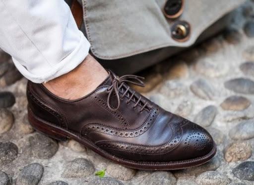 Классическая мужская обувь по доступной цене