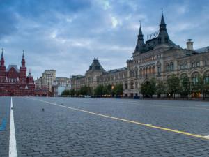 9 мая парада в Москве не будет