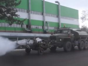 Зачем Челябинску машины для очистки взлётных полос, когда есть обычные поливальные?