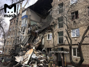 Под завалами рухнувшего в Подмосковье подъезда нашли тела трех погибших