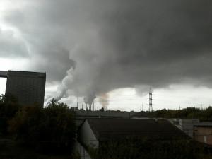 Два предприятия загрязняли воздух в Центральном районе Челябинска