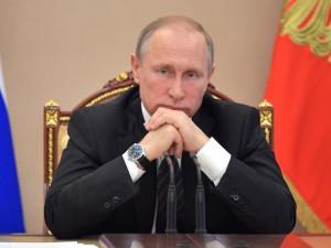 Сегодня Путин выступит с новым обращением к гражданам России