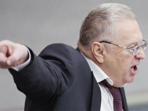 Жириновский предложил зачистить власть, начав с губернаторов