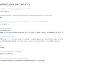 100 гомосексуалистов опросят в Воронеже за счет бюджета