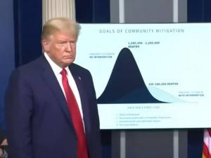 Трамп призвал американцев готовиться к худшему