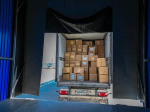 Новая партия гуманитарного груза РМК для Челябинска включает 10 тонн медицинских изделий