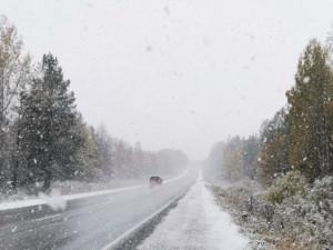 Дождь, переходящий в снег, а также гололед ожидаются в Челябинской области