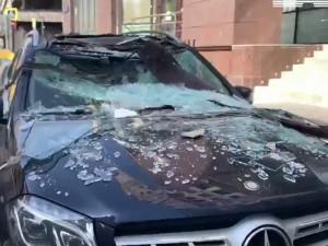 Взрыв произошел в московском бизнес-центре