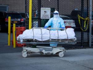 1700 умерших от коронавируса людей за сутки – антирекорд США