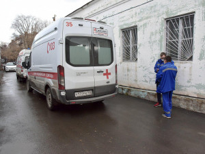 Массовое заражение коронавирусом случилось в уральской больнице