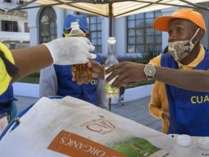Собственный препарат от коронавируса на Мадагаскаре продают на разлив