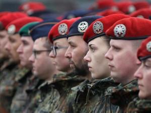 Германия вернула в армию раввинов, запрещенных в 1933 году