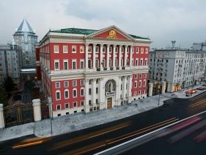 Ограничения в Москве продлены до 31 мая