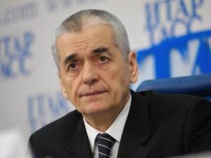 Онищенко высказался против «самоизоляции» в законе
