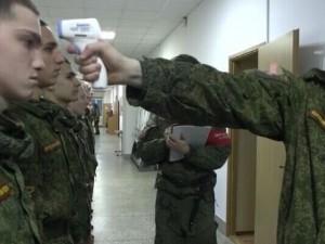 Три тысячи военнослужащих и учащихся военных учебных заведений России заражены коронавирусом