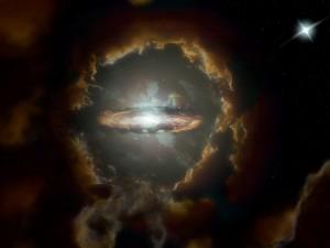 Мощный телескоп обнаружил «невозможную» галактику, заглянув на 12,5 млрд. лет назад во времени