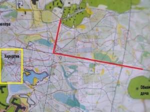 В челябинском городском бору появится новая дорога к резиденции губернатора?