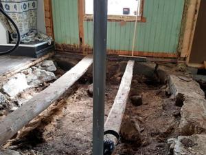 Могилу викинга нашла под своей спальней норвежская пара