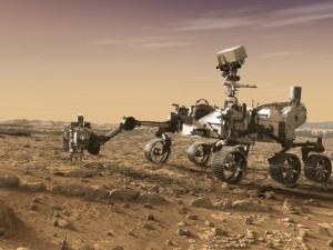 Марсоход НАСА Perseverance смог обнаружить следы древней жизни