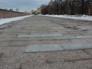Глава города распорядилась повторно отремонтировать Набережную в Челябинске
