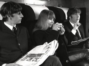 Фотограф The Beatles Астрид Кирхгерр умерла в родном Гамбурге