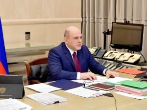 Мишустин вернулся на пост премьер-министра России