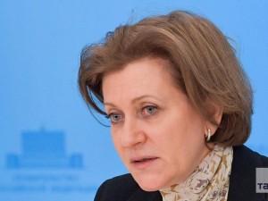 Условие для снятия ограничений с 12 мая назвала Попова
