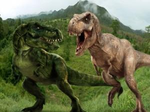 Знаете ли вы, чем отличается самец динозавра от самки?