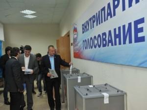 В Копейске отменили результаты праймериз «Единой России»