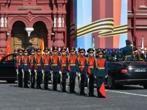 Только девять лидеров стран приедут на парад Победы в Москву