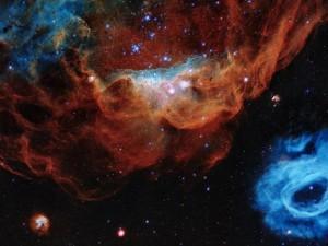 Космос выглядит совсем не так, как мы видим