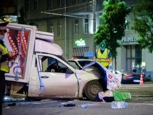 Для семьи погибшего в ДТП с Ефремовым Сергея Захарова публичные люди собирают пожертвования