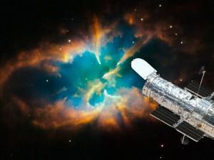 «Хаббл» проник на 13 миллиардов лет в глубь времен, но так и не нашел самые первые звезды