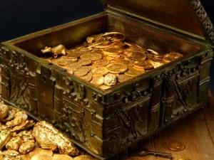 Сундук с сокровищами на 2 млн долларов нашли после 10 лет поисков