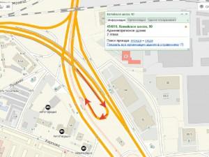 В Челябинске из-за ремонта ограничат движение по автодороге Меридиан