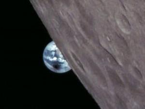 Как выглядит лунное затмение с Луны, показал китайский Лунцзян-2